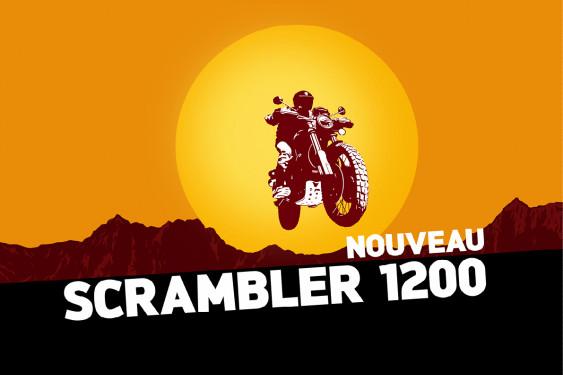 NEW SCRAMBLER 1200