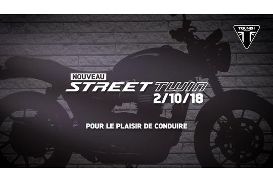 NEW STREET TWIN 2019